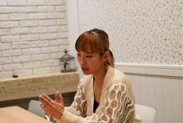 モンキーブレッド代表 翠川裕美さん