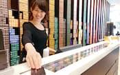 ネスレネスプレッソは、スペシャリストとITで顧客体験を高める(東京・港の店舗)