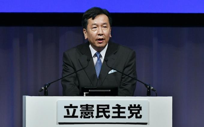 新「立民」枝野代表、菅氏と論戦を: 日本経済新聞