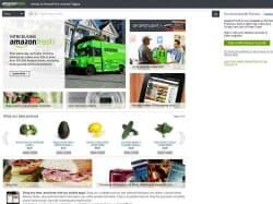 米アマゾンの生鮮食品オンライン販売サービス「AmazonFresh」