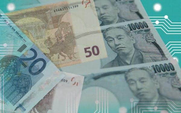 デジタル通貨の発行や準備は新興国が先行している