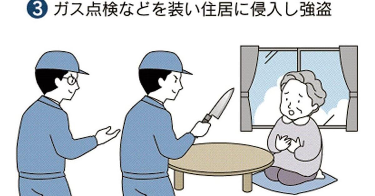藤井寺 強盗