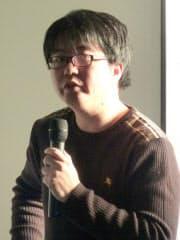 2Dファンタジスタ代表の渡辺雅央氏