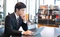 テレワーク時代の人材戦略は中小企業のほうが大企業より有利。写真はイメージ
