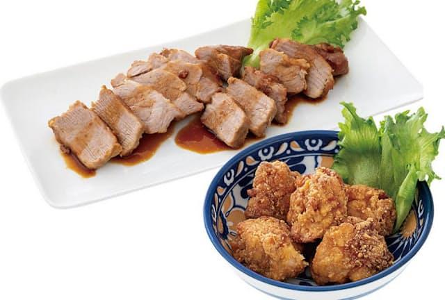さっと作れて、外食に負けないおいしさを提供するメニュー用調味料が増えている