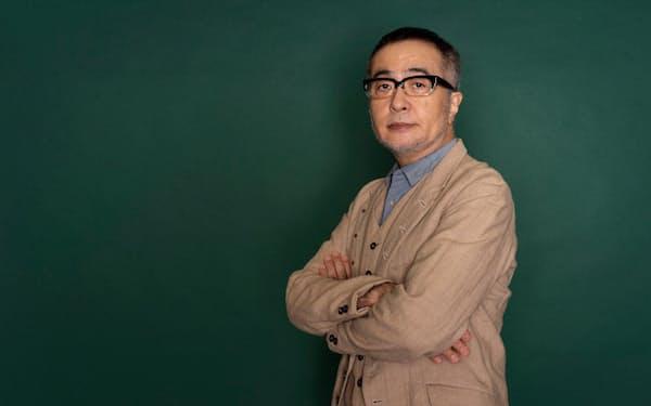作家・演出家・俳優の松尾スズキさん