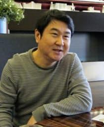 カカオの李碩祐(イ・ソクウ)共同代表理事