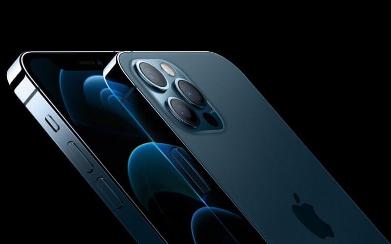 iPhone 12 Proの外観(写真:アップル)