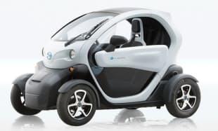 日産自動車が開発した超小型モビリティ「日産ニューモビリティコンセプト」。神奈川県横浜市で2013年10月に始まったワンウエイ型カーシェアリングの取り組みで50台利用されているほか、茨城県つくば市の実証実験などで導入されている