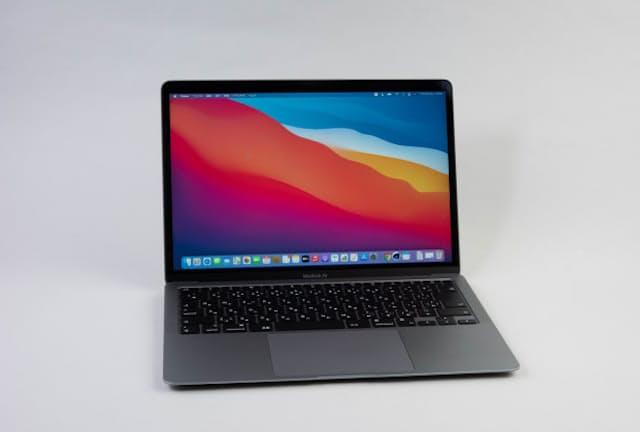 新しく登場した「M1」チップ搭載のMacBook Air