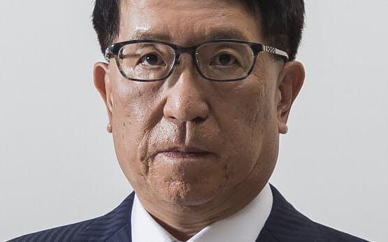 北洋銀行頭取の安田光春氏