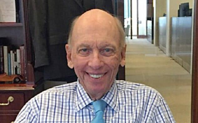 ウォール街のご意見番として知られるバイロン・ウィーン氏は株高や米景気の予想を当てた