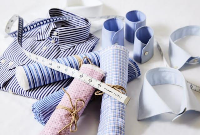麻布テーラーは2021年1月27日までオーダーシャツフェアを全店で開催