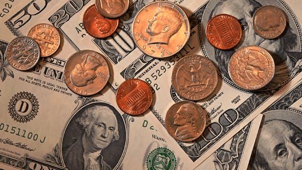米利上げ鈍化でもドル1強 金利は独歩高