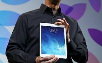 アップルのティム・クックCEO=ロイター