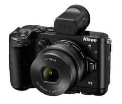 写真2 Nikon 1 V3 プレミアムキット
