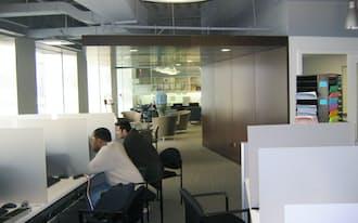 大学のキャリアセンターの実力も就活を大きく左右する(ニューヨーク大のキャリアセンター、同大提供)