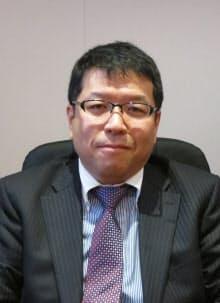 富士通のユビキタスビジネス戦略本部の松村孝宏・本部長代理