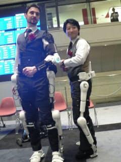 ロボットスーツ「HAL」