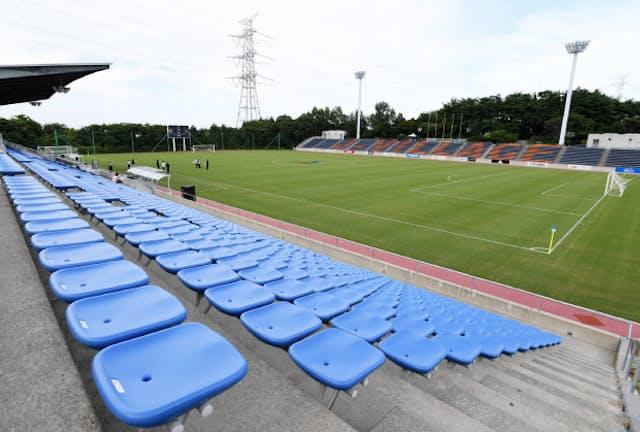 サッカー施設「Jヴィレッジ」(福島県楢葉町、広野町)は本来の目的での利用が再開した