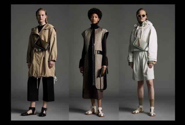 フェミニンな印象を添えるミックステイストの着こなしがこの春夏の軸に