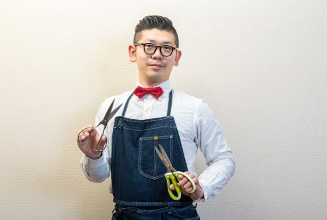 台所番長こと、合羽橋の老舗料理道具店、飯田屋の6代目、飯田結太氏