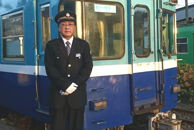 竹本勝紀・銚子電気鉄道社長