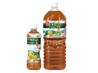 アサヒ飲料の「食事と一緒に十六茶W」