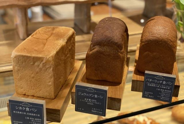 食感もっちもち、加水率120パーセントの食パンが大評判「ジュウニブンベーカリー」