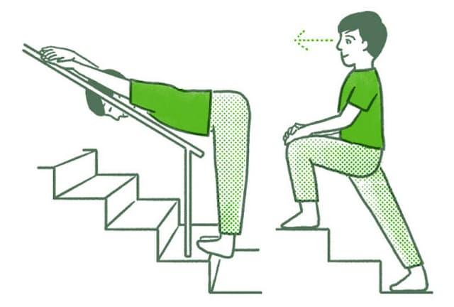 しなやかで健康な体に戻すストレッチをやってみよう(イラスト 平井さくら)