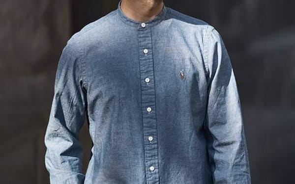 ビジカジにはシャツのおしゃれが欠かせない