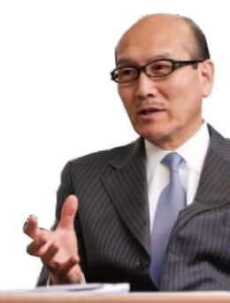 多喜義彦(たき・よしひこ)。1951年生まれ。1988年にシステム・インテグレーションを設立し、代表取締役に就任。現在40社以上の顧問のほか、日本知的財産戦略協議会理事長、パワーデバイスネーブリング協会理事、ものづくり学校取締役会長、日本トレーサビリティ協会事務局長、金沢大学や九州工業大学の客員教授などを務める(写真:加藤 康)