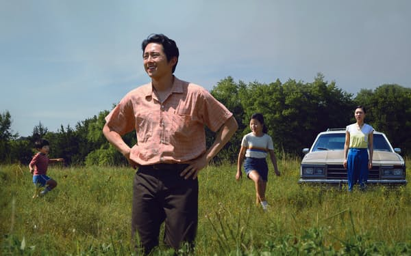 たくましく生きる韓国系移民一家を描く『ミナリ』 (C)2020 A24 DISTRIBUTION, LLC All Rights Reserved.