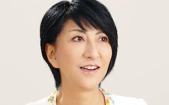 ネットイヤーグループの石黒不二代社長兼CEO(写真:村田和聡)