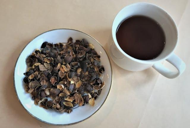 エチオピア産コーヒーティー
