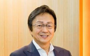 1979年リクルート(現リクルートホールディングス)入社。首都圏営業部長など経て95年にインキュベーション事業のインターウォーズを設立、社長に就く。日本ニュービジネス協議会連合会副会長。