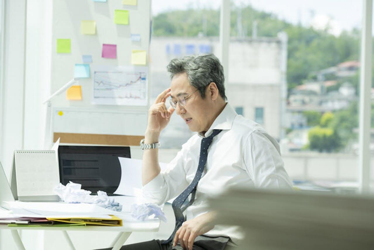 ストレスや疲労、緊張やイライラは免疫に影響(写真はイメージ=PIXTA)