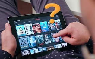 夜なかなか眠れないからといって動画配信サービスをずっと見ていると、どうなるだろうか。 (写真:Iwo Jablonski /123RF)