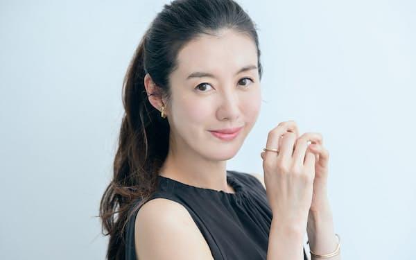 7~8月に東京、大阪、福岡で上演される「ミュージカル『衛生』~リズム&バキューム~」に出演する、ともさかりえさん
