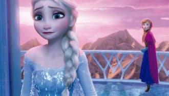 日本での興行収入が200億円を突破。歴代3位となった『アナと雪の女王』   (C)2014Disney. All Rights Reserved.
