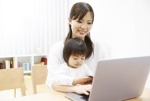 仕事と子育て、両立の壁はどう乗り越える?(写真はイメージ=PIXTA)
