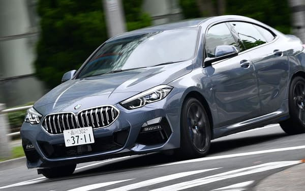 BMW 218iグランクーペMスポーツ(FF/7AT)