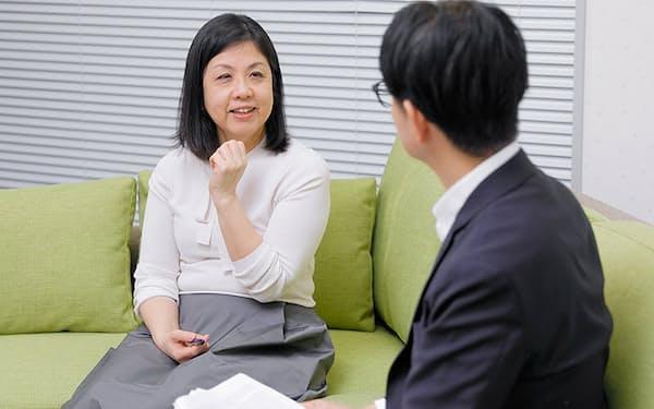 国立精神・神経医療研究センターの責任者を務めたのち、現在は発達障害クリニック附属発達研究所を主宰する神尾陽子さん。