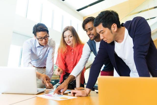 外資系企業が転職人材の採用を勢いづかせている(写真はイメージ) =PIXTA