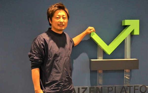 須藤憲司・Kaizen Platform CEO