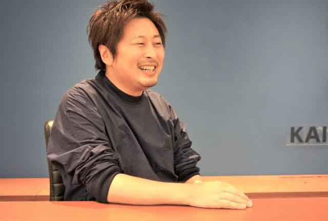 須藤憲司・Kaizen Platform 代表取締役CEO