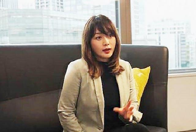 データビズラボ代表取締役の永田ゆかりさん
