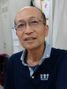 中野ブロードウェイ商店街振興組合理事長 青木武さん