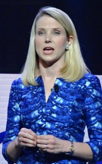 Yahoo! CEOのマリッサ・メイヤー氏
