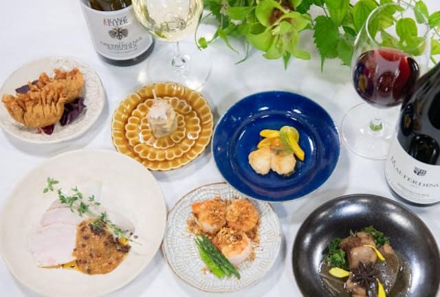 辛口が主流となってきたドイツワインはアジアの料理とも合わせやすい